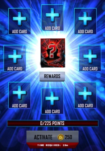 WWE SuperCard Fusion Requirements