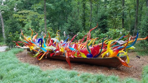 Chihuly Crystal Bridges 2017