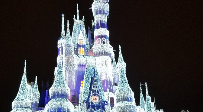Disney World Vacation 2017: Day 3 Magic Kingdom