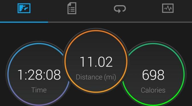 Training for the Bentonville Half Marathon