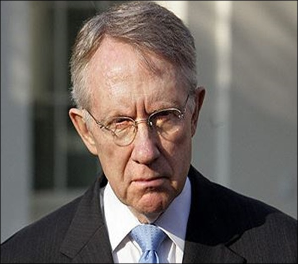 HARRY REID: THE ONE MAN BELIEVES THAT HE HAS THE ...