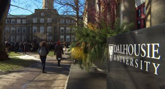 Dalhousie university said it plans to follow the panel s recommendations