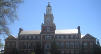 Founders library  howard university 1