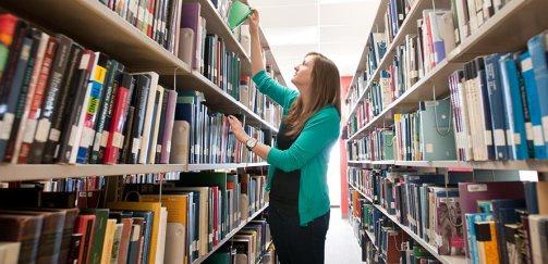 Library-Landing
