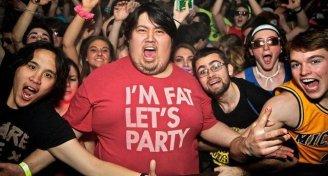 Im fat lets party 3