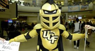 Ucf mascot