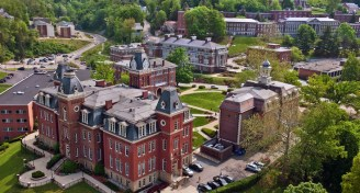 Wvu campus