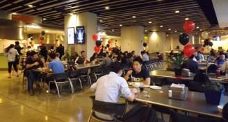 47. university of california berkeley dining halls