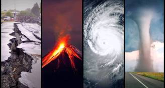 Reflections on natural disasters