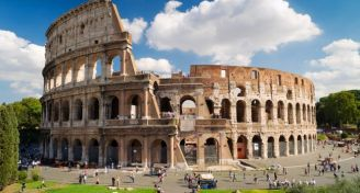 Colosseum ancient rome rome italy europe main