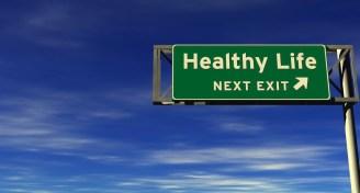 Healthy life next exit
