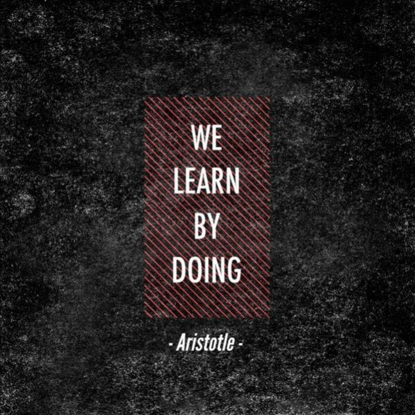 Learn by doing 2