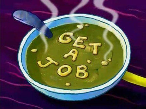 Spongebob_Get_a_Job