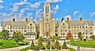 University hall toledo