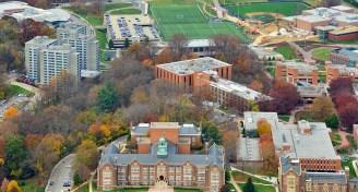 Aerial campus1 m