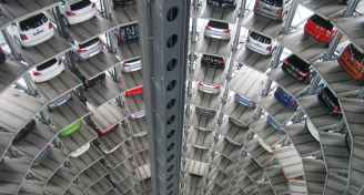 Autos technology vw multi storey car park 63294