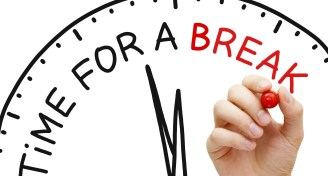 Break time free clipart 1