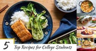 College recipes fb 1