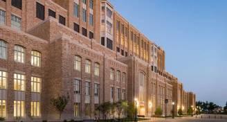 Duncan student center feature