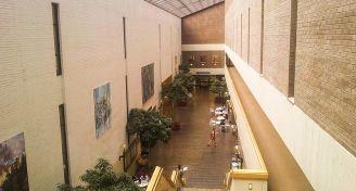 Sbu melville atrium