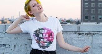 Angry liberal feminist killjoy 3