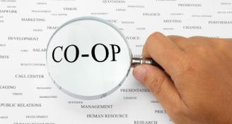 Co op marketing programs