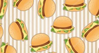 Depositphotos 22054619 stock illustration fast food seamless pattern background