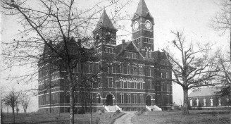 1890s samford hall auburn alabama