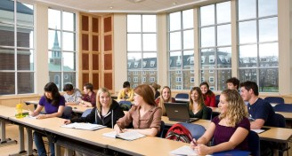 Physical sciences classroom
