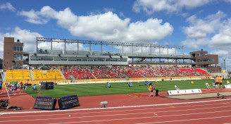 York lions stadium during the 2015 pan am games