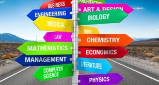 Content 11 college majors