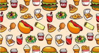Depositphotos 7861911 stock illustration seamless fast food pattern seamless
