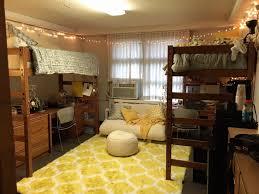 A common dorm room