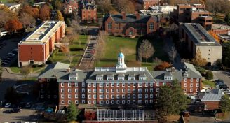 Tufts university campus aerial 1024x576
