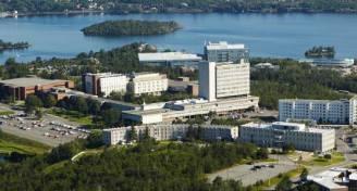 Laurentian university of sudbury campus image