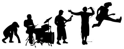 An image of a band.