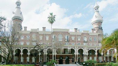 Historic Plant Hall on UT campus.