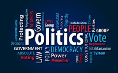 terms relating to politics