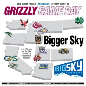NAU is one of the many universities in the midwest that participates in the Big Sky Conference.