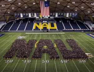 NAU is a great school to attend with many highly ranked academic programs.