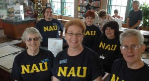 With more than 29,000 students, many faculty members are needed to run NAU.