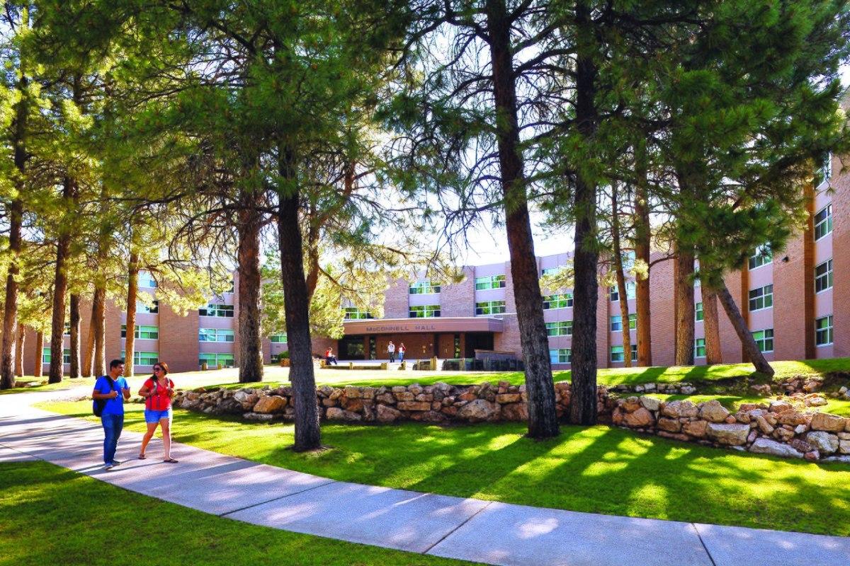 Top 10 Residence Halls at NAU