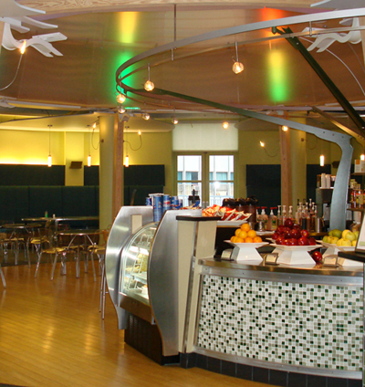 Carnegie Mollen cafe comes in handy for students at The Hill