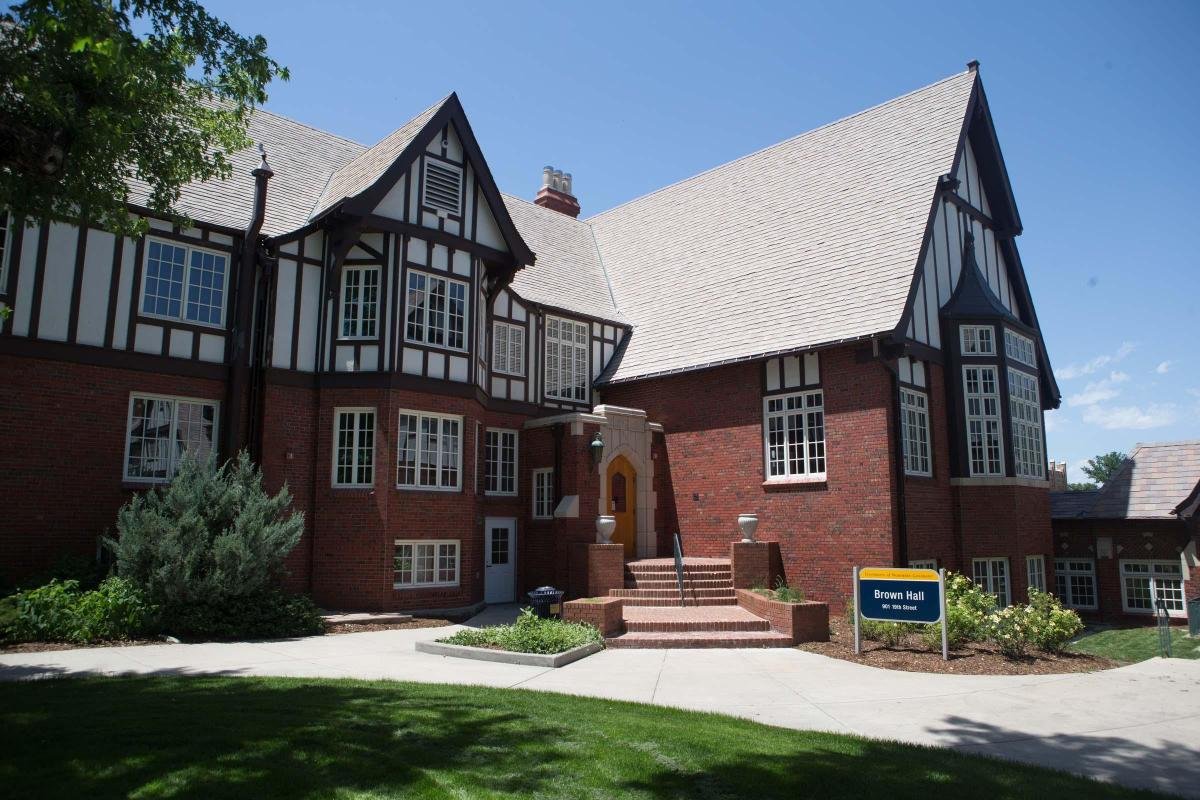 Top 10 Residence Halls at UNCO