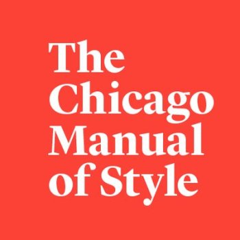An image of the Chicago referencing style logo