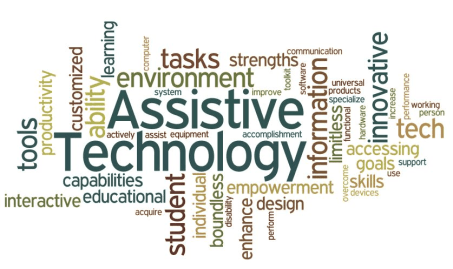 Everything that takes part in the Assistive Technology