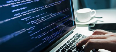 A computer scientist writing a program