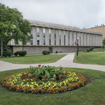 Faraday Hall at NIU