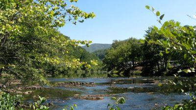 the Tuckasegee River