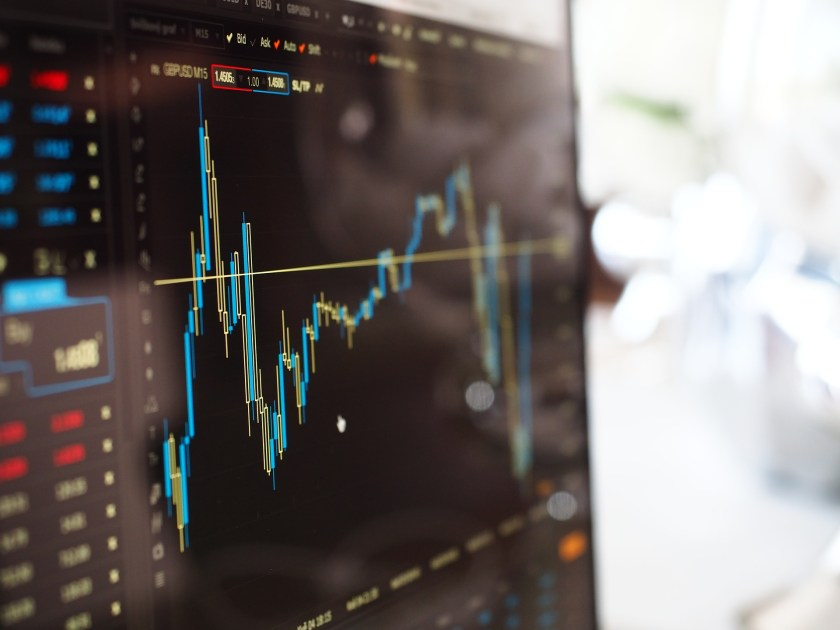 Fluctuations in the stock market